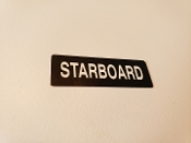 """Starboard"" Label"